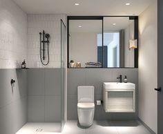 Useful Walk-in Shower Design Ideas For Smaller Bathrooms – Home Decor World Shiplap Bathroom, Diy Bathroom Decor, Small Bathroom, Bathroom Ideas, Relaxing Bathroom, Natural Bathroom, Bathroom Hacks, Downstairs Bathroom, Washroom
