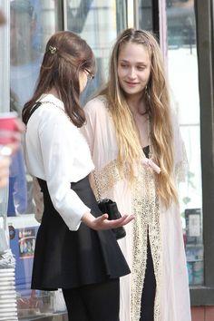 Jemima and Felicity