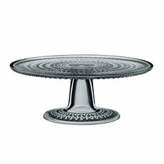 Shop for cake stands at Bed Bath & Beyond. Buy top selling products like Sterling Risers® Classic Table Accessories and Certified International Elegance Cake Stand. Design Bestseller, Plate Design, Cake Plates, Cake Tray, Colored Glass, Matcha, Dinnerware, Room Decor, Dessert