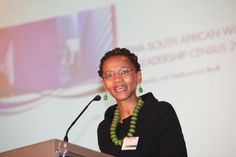 Dr. Pheko, President, BusinessWomen's Association of South Africa (BWASA) - one of the keynote speakers@WAF 2014, Gambia