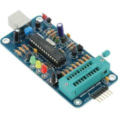 CanaKit CK1301 - Mini USB PIC Programmer (Electronic Kit - Requires Assembly) -- To view further for this item, visit the image link.