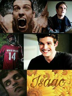 Isaac Lahey/werewolf -Teen Wolf