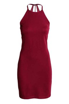 Nyakbaakasztós ruha | H&M
