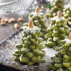 Con estas ricas galletas de #TéMatcha  les deseamos a todos nuestros clientes seguidores y amigos una muy Feliz Navidad  www.matchachile.cl ---------- #matcha #matchachile #navidad #deseos #galletas #chile