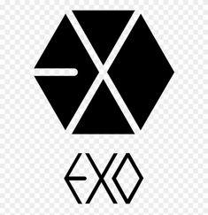 Exo K, Aesthetic Art, Black And White, Nct, Kpop, Logo, Logos, Black N White, Black White