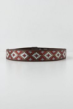 Crossed Beads Belt | Anthropologie.eu