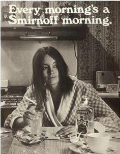 smirnoff yep same - 34 Vintage Ads That Prove The Good Old Days Weren't So Good