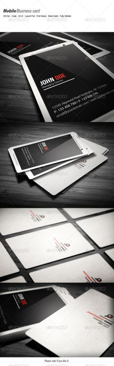 Mobile Business Card