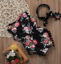 Make your little girl lovely, suitable wear in Spring Summer.Floral Romper Clothing with snap diaper closure covered button,conveniently for changing! Baby Rompers, Baby Girl Romper, Cute Baby Girl, Floral Bodysuit, Floral Romper, Kids Clothes Australia, Romper Clothing, Romper Outfit, Kids Online
