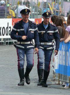 Polizia di Stato / Italian Police