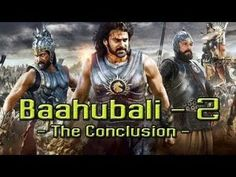 Baahubali 2 The Conclusion 2017 Full Movie Downloads Free in 720p BRRip Dual Audio Hindi English. Download Baahubali 2 The Conclusion 2017 in single link.