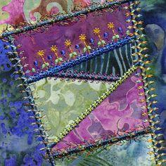 Simply Crazy Quilt Series 1 Part 3 - Molly Mine | OregonPatchWorks
