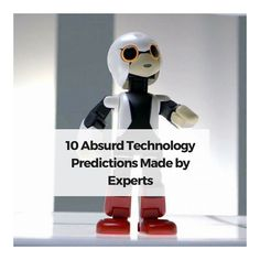 10 Absurd Technology Predictions Made by Experts; You won't believe what these experts actually predicted  Link in Bio. 😊  #renedigitalhub #contentmarketing #contentmarketingtips #digitalmarketingagency  #onlinemarketing #marketingstrategy #socialmediamarketing #socialmediatips