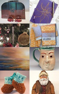 Christmas Spirit by Sylvia CameoJewels on Etsy--Pinned with TreasuryPin.com #etsyspecialt