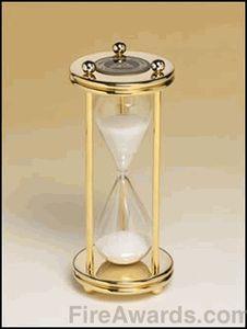 Glass Crystal Sand Timer