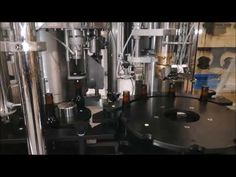 Riempitrice birra con valvole elettroniche - Beer filling with electronic valves Food And Beverage Industry, Tecno, Beverages, Beer, Root Beer, Ale
