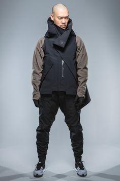 acronym 2013 fallwinter collection 1 Лукбук осенне зимней коллекции одежды марки Acronym