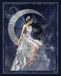 8 x 10 Frost Moon