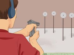 Image titled Practice Drills with Your Handgun Step 7