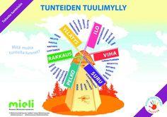 Tunteiden tuulimylly | Suomen Mielenterveysseura