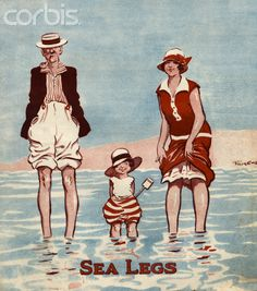 Sea legs by chaplinatra, via Flickr