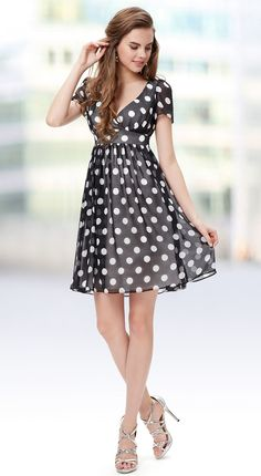 Polka dotted style <3 #everpretty #polkdoted
