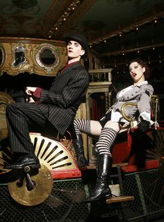 The Dresden Dolls - Punk Rock Cabaret