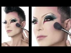 Karma B. + Stefania D'Alessandro | Drag Queen Make-up Backstage