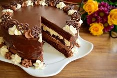 Tiramisu, Cake, Ethnic Recipes, Desserts, Chocolates, Tailgate Desserts, Deserts, Kuchen, Postres