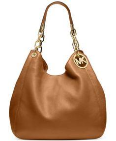 8f5893fa45763 MICHAEL Michael Kors Fulton Large Hobo Handbags   Accessories - Macy s