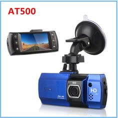 Car dvrs 2.7'' display Camera blue Vehicle Car DVR Camera AT500b Full HD 1080 Dash Video Recorder 150 degree lens Night Vision