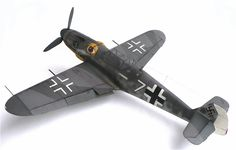 Messerschmitt BF 109 G-6 Early Version - 2 by WarrenZoell on DeviantArt