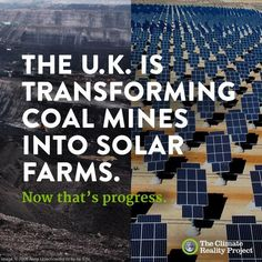 The U.K. is turning coal mines into solar farms. #ThisWillSpread http://bit.ly/1r5nLWE pic.twitter.com/BDkcEhQDOd