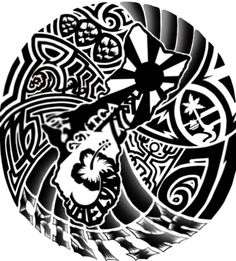 tattoos guam tribal on Tattoo Hook Pinterest Guam Tattoos  Tattoos, about  Polynesian