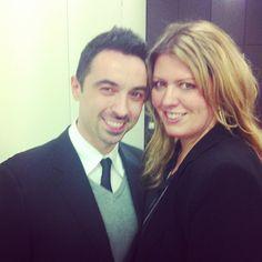 Igor Josif and Holly Becker #wearesocial