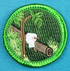 Improvised restroom merit badge... lol