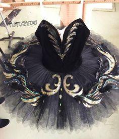 BS-002 Black Swan Professional Ballet Tutu