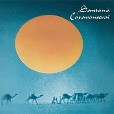 Santana Caravanserai - vinyl LP