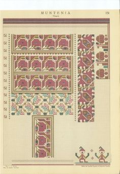 Pattern Books, Diy And Crafts, Rugs, Blouse, Decor, Folklore, Needlepoint, Farmhouse Rugs, Decoration