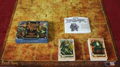 The Crafting Of A Card Game: Lords Of War Part I #design