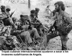 The Battle of Cuito Cuanavale – Angola