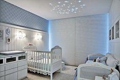 Decorando quartos de bebês
