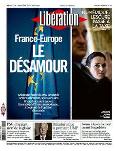 Liberation - Mardi 14 Mai 2013 French | True PDF | 40 Pages | 6 MB