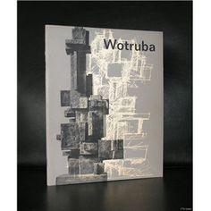 Boymans Van Beuningen # Fritz WOTRUBA # 1968, nm++