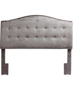 Homestar Inspirations by Broyhill Claudia Tufted Upholstered Headboard Wood Headboard, Headboards, Bedroom Furniture, Outdoor Furniture, Outdoor Decor, Renovation Hardware, Dining Bench, Home Improvement, Flooring