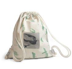 e4ef12593b314 plecak-worek JASKÓŁKI - DwieLeweRece - Plecaki i torby Backpacks, Etsy,  Torby
