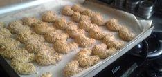 Gâteaux aux cacahuètes