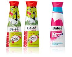 Balea YOUNG Limited Edition - Naschkatze oder Samtpfote? http://www.beangel-beautyblog.de/balea-young/