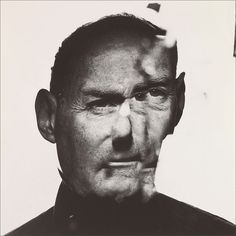 Irving Penn · Self Portrait in a Cracked Mirror · 1986 · Smithsonian American Art Museum · Washington