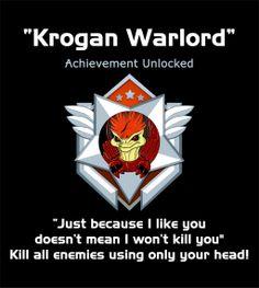 Krogan Warlord Achievement by x-Alexiel-x.deviantart.com on @deviantART